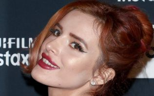 Bella Thorne's beauty hack for hiding acne is honestly life changing
