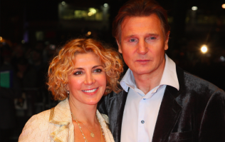 The touching way Liam Neeson's son honoured his mother – 10 years after her death