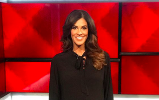 Congratulations! Glenda Gilson has given birth to her first child