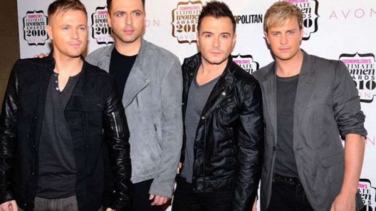 Westlife JUST dropped a new single, and some exciting news about the gigs this weekend