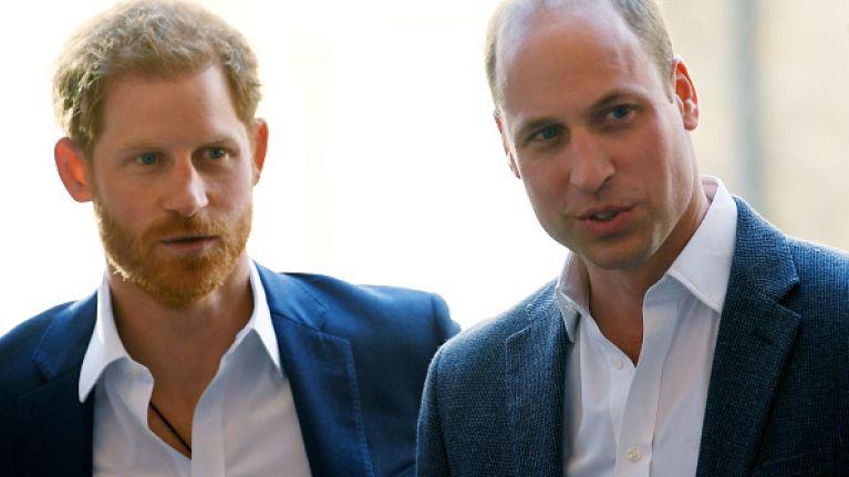 Hasil gambar untuk prince harry and prince William