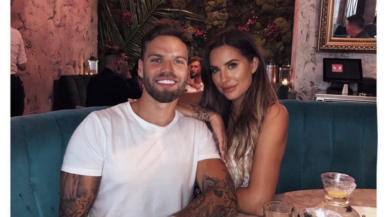 Love Island's Jess Shears wore a Missguided dress for her wedding…but it's completely sold out