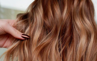 Cinnamon blonde: The new hair colour we'll all be begging our hairdresser for this winter