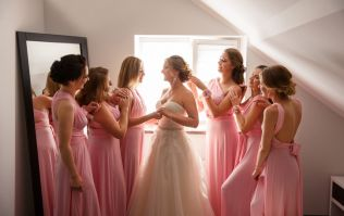 This bride is making her friends 'battle it out' to be in her bridal party and it sounds outrageous