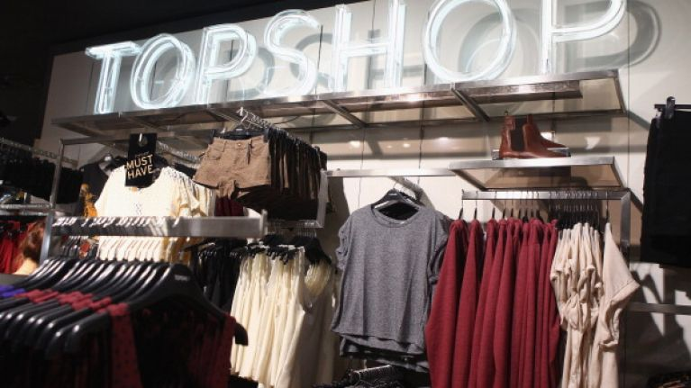 Topshop has brought its bestselling Austin dress out as a €34 top and we need it