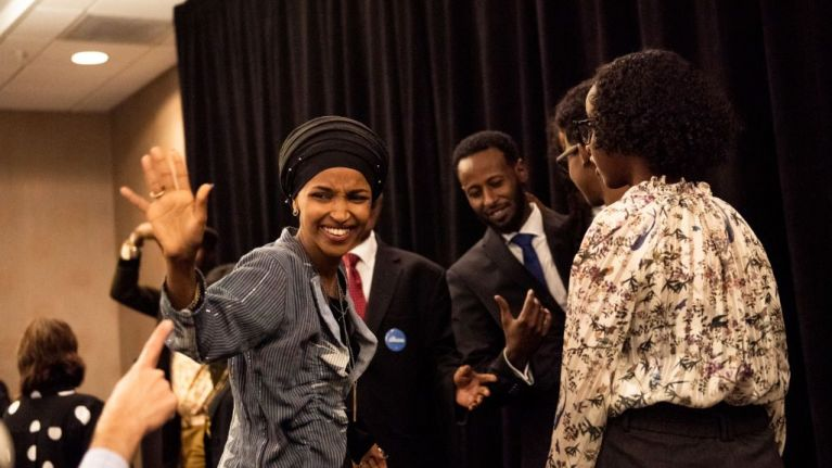 First ever Muslim women elected to Congress following US mid-term elections