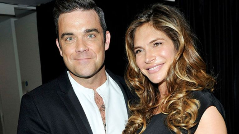 Robbie Williams' wife, Ayda Field, just opened up about her son's