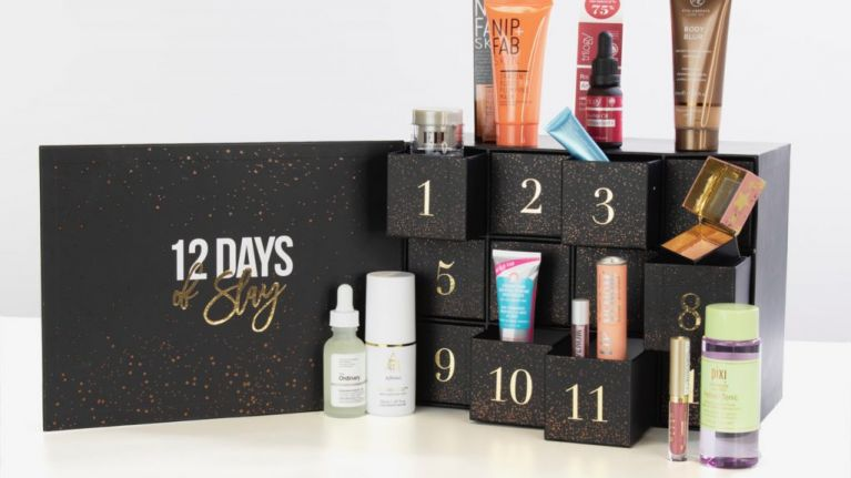 Beauty Advent Calendar.The Beauty Advent Calendar Of Your Actual Dreams Launches Tomorrow