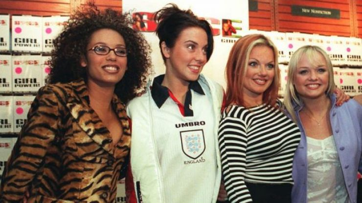 Cork man sends hilarious messages to the Spice Girls - and we can't stop laughing