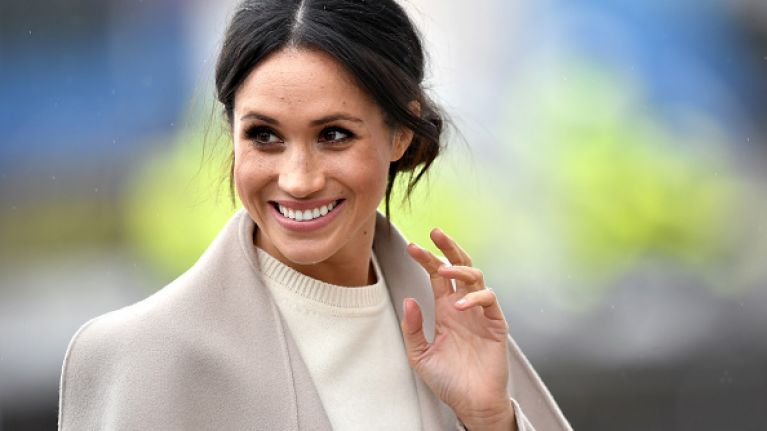 Meghan Markle says she can't wear Victoria Beckham dresses for one specific reason