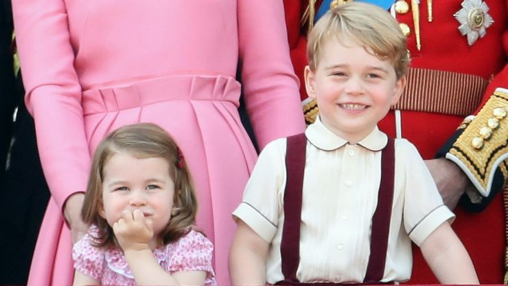 The 40 most popular royal baby names have been revealed