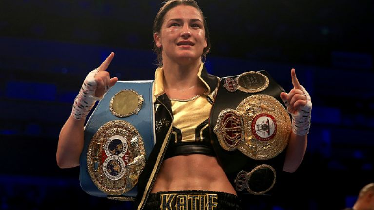 The Katie Taylor documentary is out now and it's well worth a watch