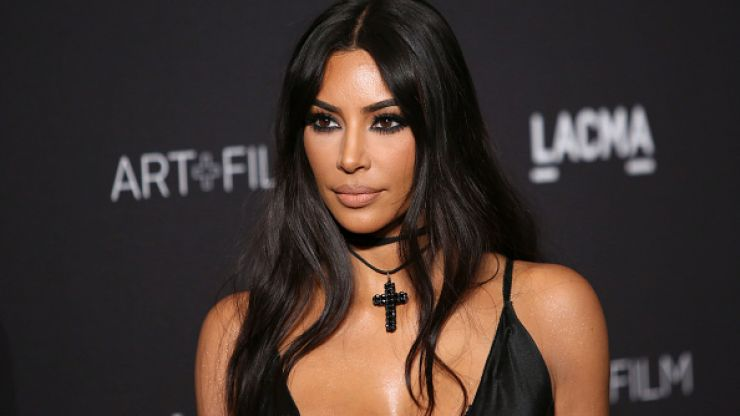 Kim Kardashian forced to evacuate Calabasas home following massive wildfire