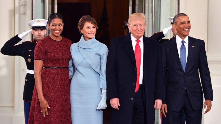 Michelle Obama says she will 'never forgive' Donald Trump in her upcoming memoir