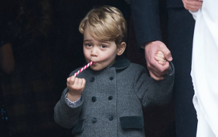Prince George was never pictured with Prince Harry in case Harry looked like a 'spinster'