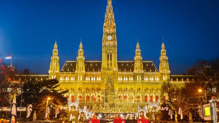WIN a trip for 2 to Vienna and its magical Christmas markets!