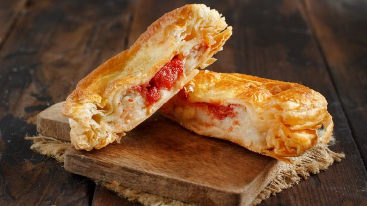 The mozzarella and chilli stuffed puff pastry that may literally change your life