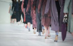 There's a special fashion show happening in Dublin this weekend for a very good cause