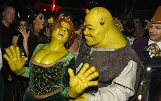 Heidi Klum absolutely nails Halloween in hilarious Shrek costume