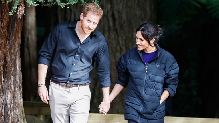 Prince Harry and Meghan Markle sent a second Christmas card this year and it is too cute