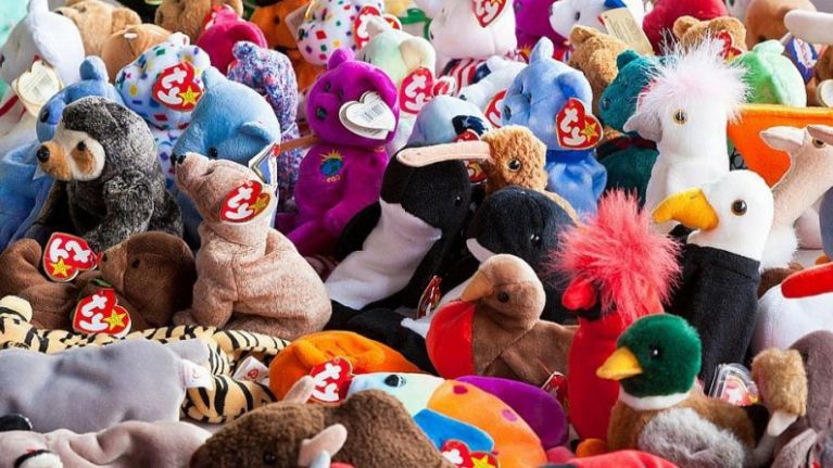 Still have some old Beanie Babies? They could be worth a FORTUNE