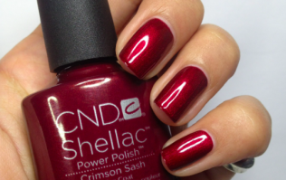 We expect these two Shellac colours to be VERY popular for winter 2018