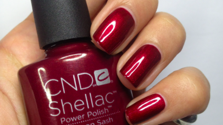 We Expect These Two Shellac Colours To Be Very Popular For