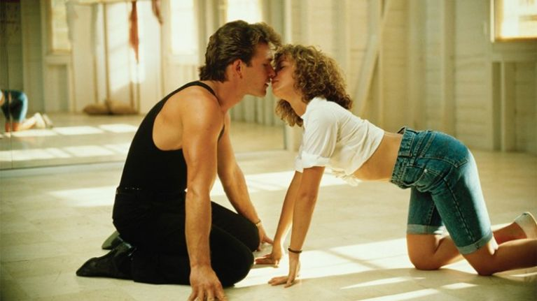 Ring the gals... there's a Dirty Dancing screening with pizza and cocktails in Dublin this month
