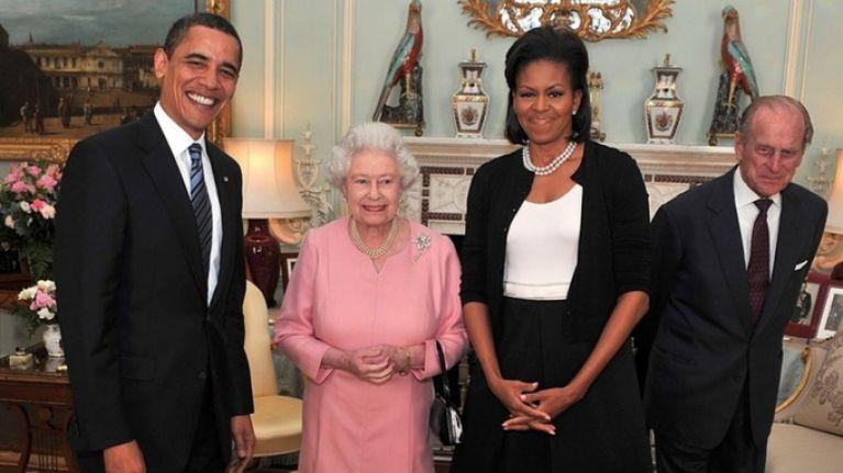 Michelle Obama just revealed she broke major royal protocol when meeting Queen Elizabeth