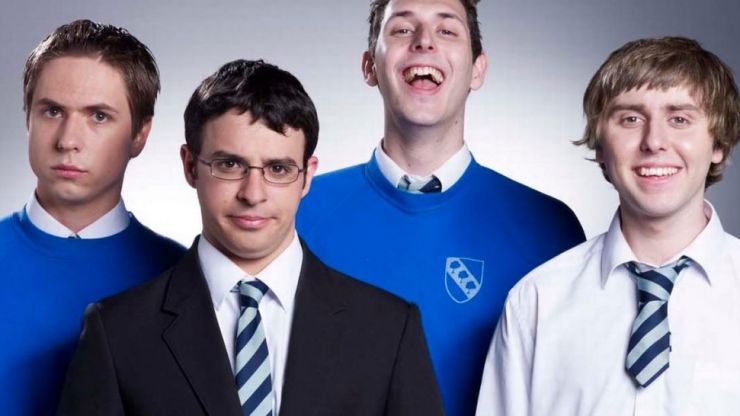 The Inbetweeners are reuniting for a special anniversary show