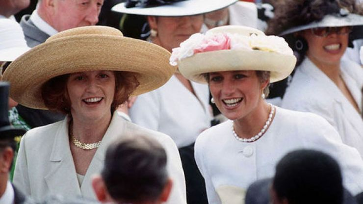 Sarah Ferguson says that she misses Princess Diana the most for this one reason