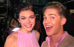 AJ Pritchard hints at potential romance with Strictly partner Lauren Steadman