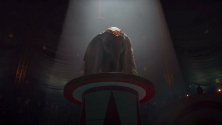 The trailer for the live action Dumbo is here and it is absolutely heartbreaking