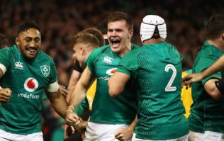 Ireland named the 'world's best rugby team' by New Zealand coach, and we're proud AF