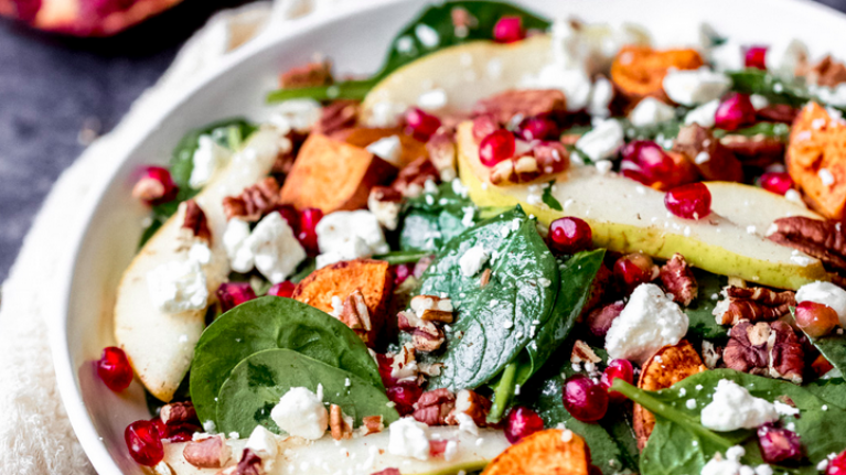 The easiest, yet most impressive salad you'll be serving forever more