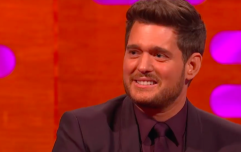 Michael Bublé has finally responded to being in THAT Christmas meme