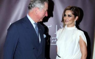 Cheryl reveals the unforgivable mistake she made while meeting Prince Charles