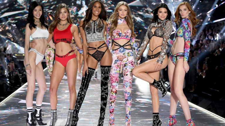 f0f26026661 Victoria s Secret executive on why they don t cast transgender or plus-size  models