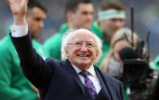 Michael D. Higgins to be inaugurated for a second presidency term this evening