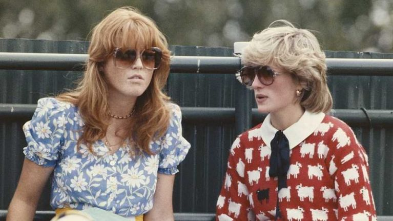 Sarah Ferguson speaks about her