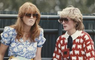 Sarah Ferguson speaks about her 'best friend' Diana in first interview in 20 years