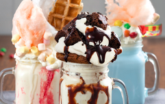 Food experts want to ban 'freakshakes' for being too unhealthy