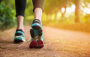 A study has found whether running or walking is better for your health