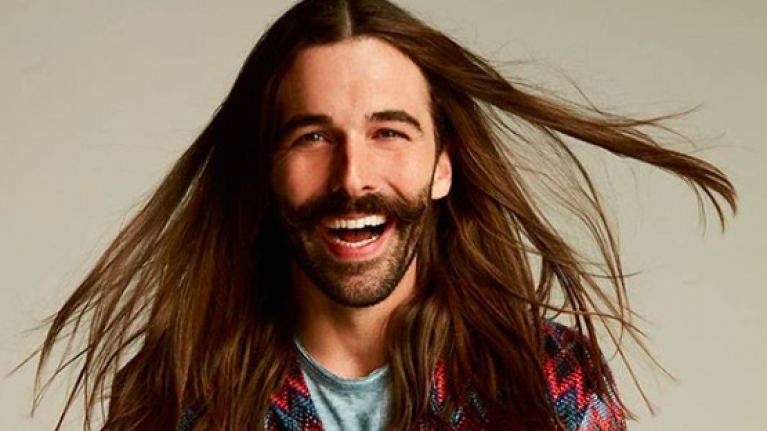 queer eye 39 s jonathan van ness just announced an irish date for dublin 39 s olympia. Black Bedroom Furniture Sets. Home Design Ideas