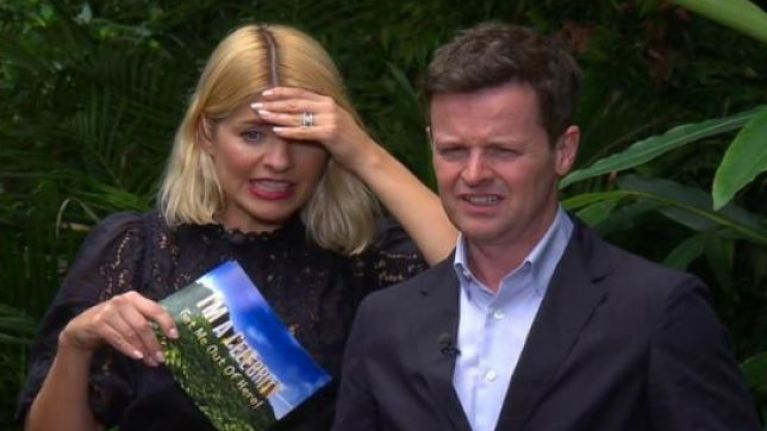 These two I'm A Celeb stars had an argument last week and it wasn't shown on TV