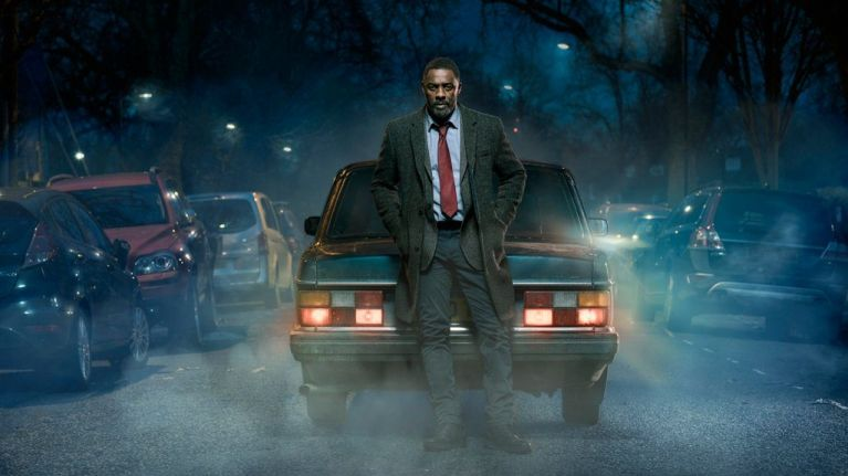 YES! Luther season five will air over Christmas and we're so ready
