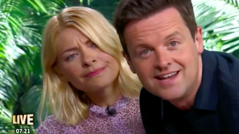 I'm A Celeb viewers were left in hysterics after this moment on last night's show