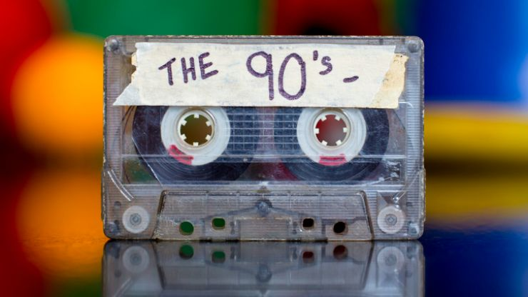 #My90sChristmasList is blowing up on Twitter and we're loving the nostalgia