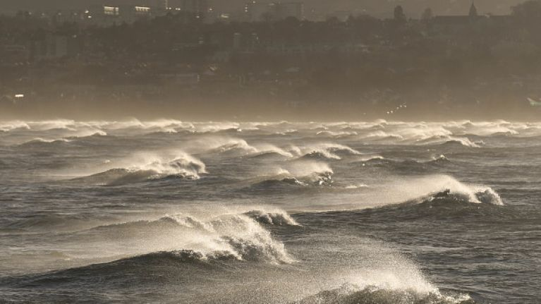 Don't take risks: 'Disruptive and damaging' weather expected as Storm Deirdre hits