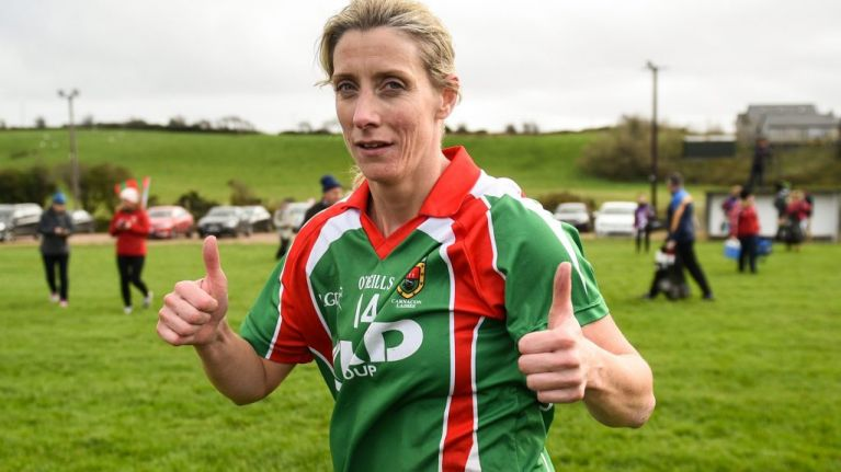Cora Staunton on the reason why it is so important for young girls to stay in sports